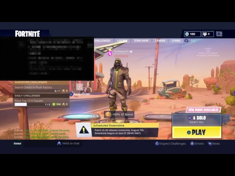 PSN CARD GIVEAWAY!!! | Fortnite Solo's GRIND  Decent builder