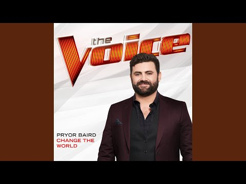 Video Change The World (The Voice Performance) download in MP3, 3GP, MP4, WEBM, AVI, FLV January 2017