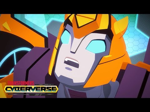 'Sabotage' 😱 Episode 11 - Transformers Cyberverse: Season 1 | Transformers Official