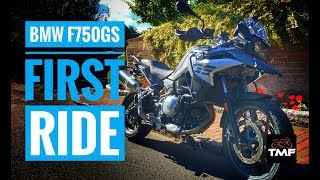 9. 2018 BMW F750GS Review