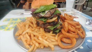 Camdenton (MO) United States  City new picture : BIG LARRY Burger Challenge Record | Randy Santel