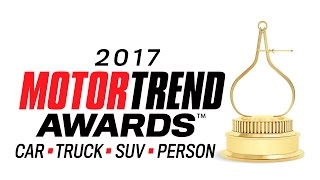 Watch the 2017 Motor Trend Awards LIVE on November 14 at 7:30 p.m. PT! by Motor Trend
