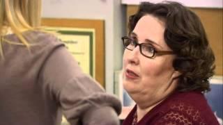 The Office(US) Season 4 Bloopers