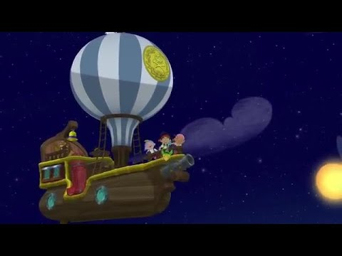 Jake and the Never Land Pirates Season 3 Episode 9