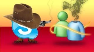 Descarga skype aquí: http://skype.softonic.com Lee nuestro artículo sobre Messenger:...