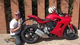 5. Ducati SuperSport S 2019