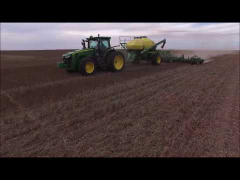 2016 Wheat Drilling (Ediger Farms) (видео)