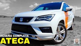 📽Seat Ateca FR 1.4 Turbo SUV Compacto ¡Una Chulada!