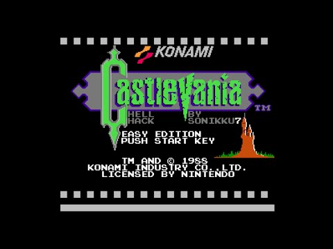 [TAS] Castlevania Hell's Fury Hack in 13:42.93 by TheMechanicalKoopa & TrueFalse