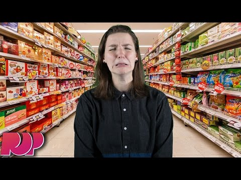 Grace Is Terrified Of Supermarkets