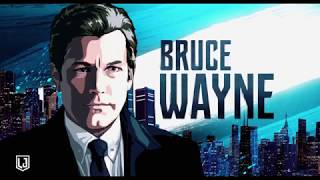 Video Liga da Justiça - Bruce Wayne é o Batman (leg) [HD] MP3, 3GP, MP4, WEBM, AVI, FLV Juni 2018