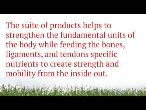 Youngevity, Arthritis, Osteoporosis, Healthy Bones and Joints
