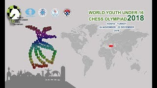World Youth Under-16 Chess Olympiad Round 2