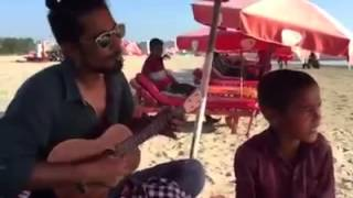 Cox's Bazar Bangladesh  City pictures : Little Boy Have Excellent Talent From Cox's Bazar,Bangladesh