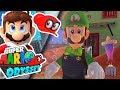 BUSCANDO SUS GLOBOS!! (REINO DEL ARENAS) | 🎩 Super Mario Odyssey 🎩 | Mundo Globo de #Luigi