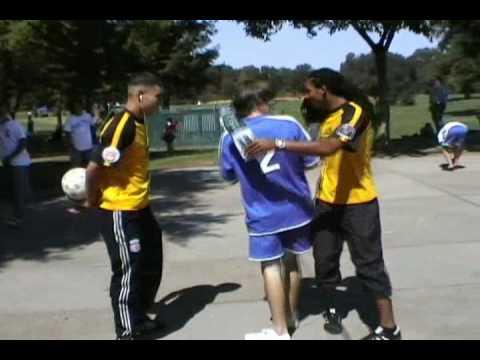 The Best street football Skills ever 2009!