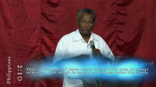 Poewrful Message On !! Yeshuvin Naamam !! :- By Rev.Dr. M A Varughese(Malayalam)