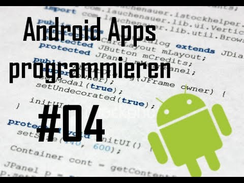 Android Apps programmieren - Teil 4 - Texteingabe u ...