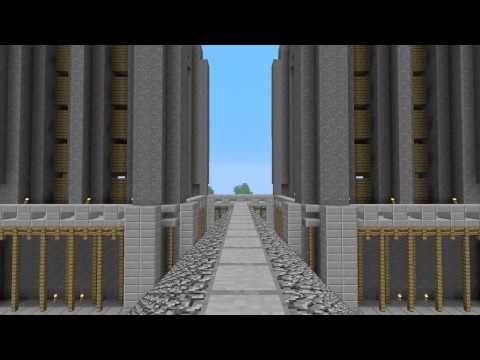 Notre Dame de Paris - Minecraft Cathedral by TomBuilder