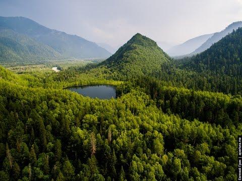 Красота и Величие Сибири