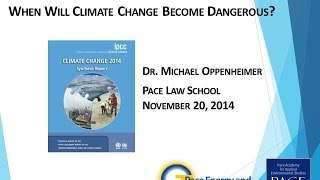 When Will Climate Change Become Dangerous?