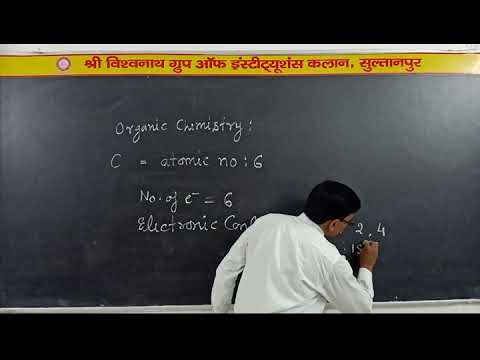 BSc 1 Chemistry II- Lecture 01
