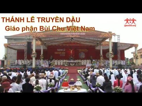 Vietnamese Catholic Mass Ordinance of GP Bui Chu
