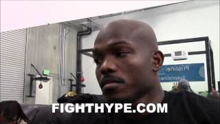 """TIMOTHY BRADLEY ON ALGIERI'S LOSS TO PACQUIAO: """"HE GOT A LITTLE TASTE OF THE HUMBLE PIE"""""""