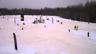 Noranda (QC) Canada  city photo : CSRA 2015 Vintage race snow cross Rouyn-Noranda,Qc