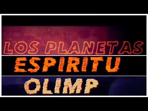 Letra Espíritu Olímpico Los Planetas