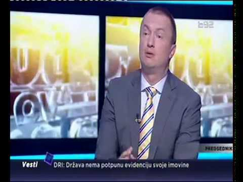 Бојан Пајтић за Кажипрст Б92: Добро је да Вучић и Николић не ратују као 90-их (17.7.2015)