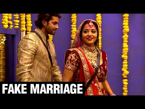 Monalisa's FAKE Marriage | PAID To Get Married | B