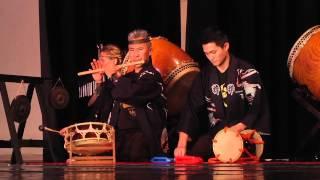 "University of Hawaii Department of Theatre and Dance - ""Taiko Drum & Dance"" (2013)"