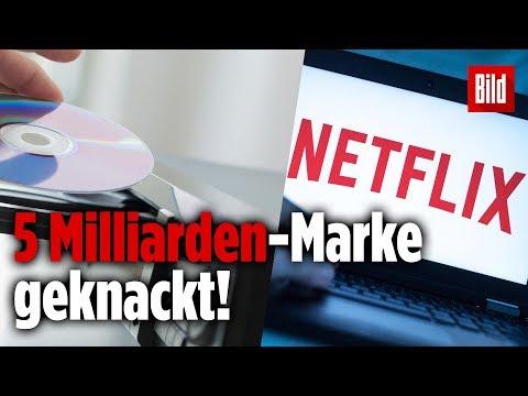 Netflix: Seit über 20 Jahren handelt der Konzern erfo ...