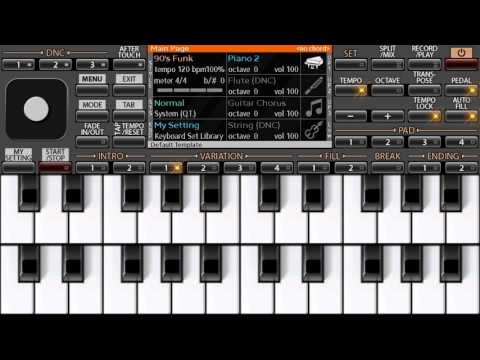 Sau baras gujre huntad 3d song  mobil piano playing