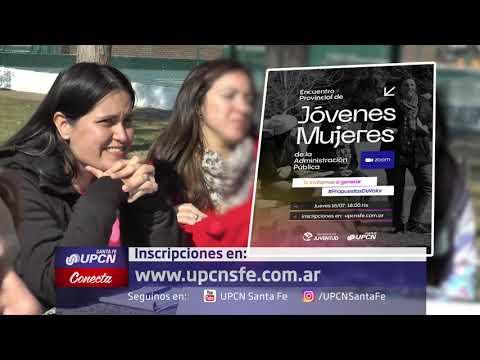 Conecta UPCN Rosario #287 14.07.21