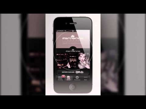 Video of Fornarina Mobile App