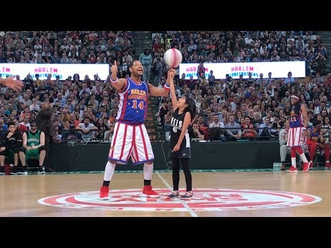 The Highlights of the Globetrotters' 2018 World Tour