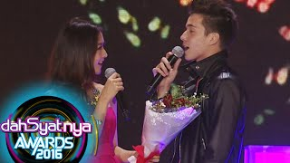 Video Boy & Reva Nyanyi 'Lagu Galau' Dengan Mesra [Dahsyat Awards 2016] [25 Jan 2016] MP3, 3GP, MP4, WEBM, AVI, FLV November 2017