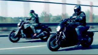 3. Ducati Diavel vs. Yamaha V Max - porównanie i test