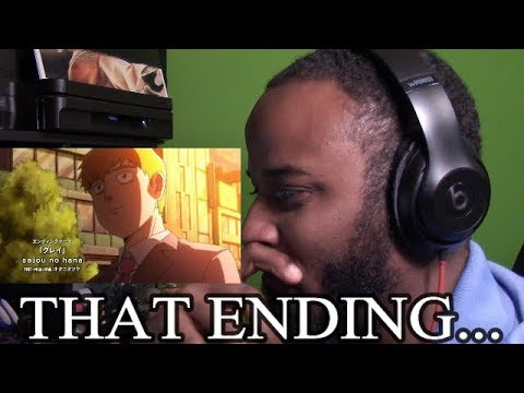 THAT ENDING... Mob psycho 100 Season 2 Episode 7 *Reaction/Review*