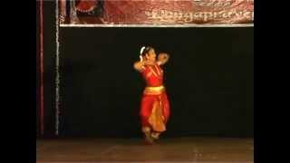 Glimpse of Bharatanatyam Jathi