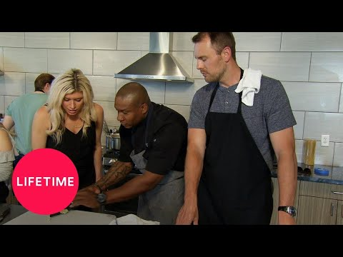 Married at First Sight: The Couples Attempt to Cook (Season 7, Episode 11) | Lifetime