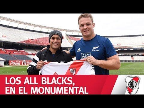 Los All Blacks volvieron a elegir al Más Grande