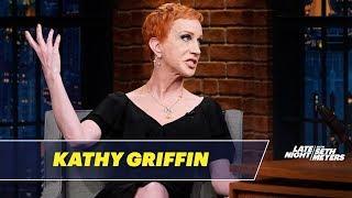 Video Kathy Griffin Addresses the Severed Trump Head Photo Controversy MP3, 3GP, MP4, WEBM, AVI, FLV Juli 2018