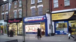 East Ham High Street