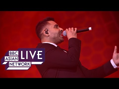 Jay Sean Ft. Juggy D - Dance With You (Asian Network Live 2018)