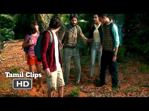 Dora And The Lost City Of Gold (2019) - Putarkuli Scene Tamil [6/12] | MovieClips Tamil