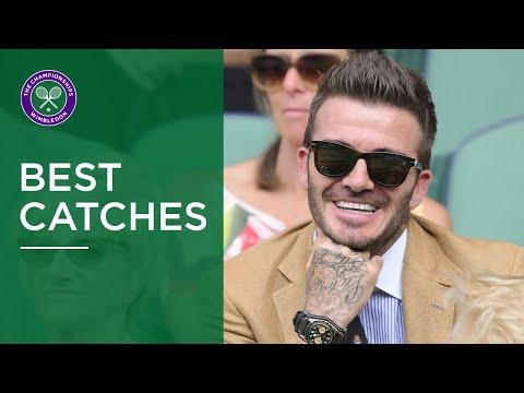 Best Wimbledon Catches