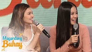 Video Magandang Buhay: Karen reveals that Ritz is NBSB MP3, 3GP, MP4, WEBM, AVI, FLV Mei 2018